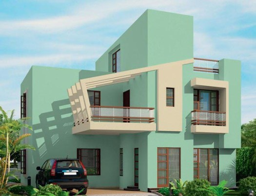 Asian Paints Home Colour Outside Home Painting