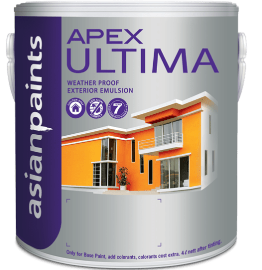 Exterior Paints Please Select Product Apex Ultima