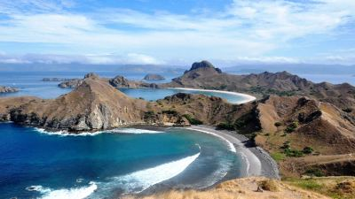 Indonesia – Flores, Padar Island · Asian Trails