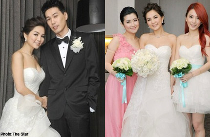 Jerry Yan And Barbie Hsu Wedding 2