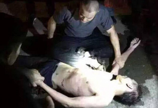 After A Video Clip About The Womans Rescue Was Uploaded Onto Chinas Micro Blog Site Sina Weibo The News Hashtag Naked Woman Locked Up In Suitcase