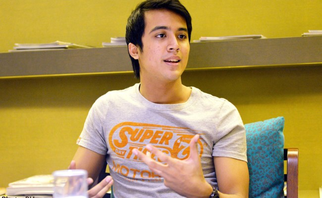 Troubled Singer Aliff Aziz Wants To Start Anew