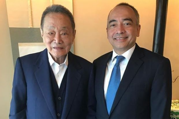 Image result for Robert Kuok