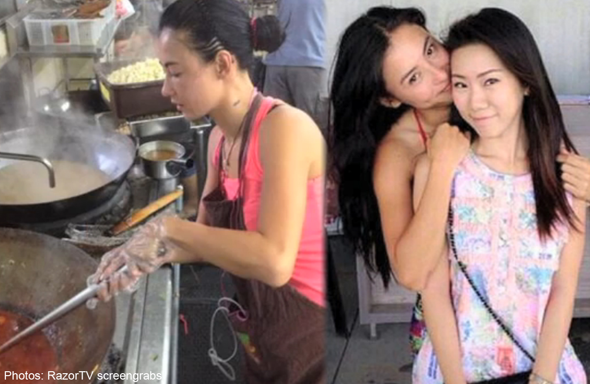 kitchen island tops stainless steel faucet with pull-down spray 7 things you didn't know about cecilia cheung until she ...