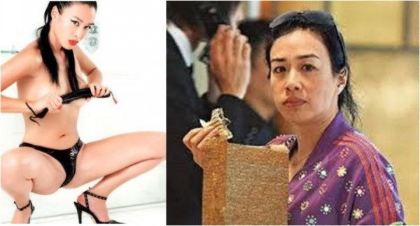 Former HK sex symbol Amy Yip may consider comeback. Entertainment News - AsiaOne