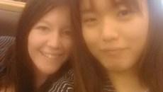 Jeong-Min and I