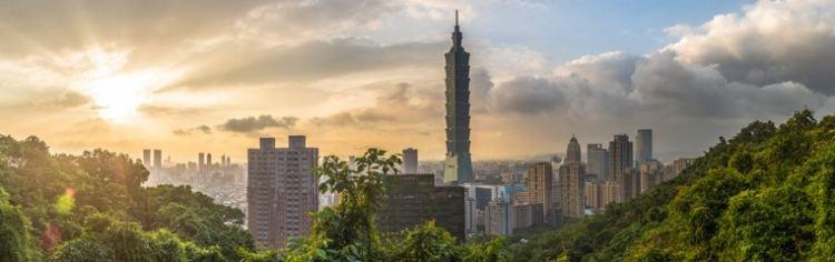 Taiwan-Landing