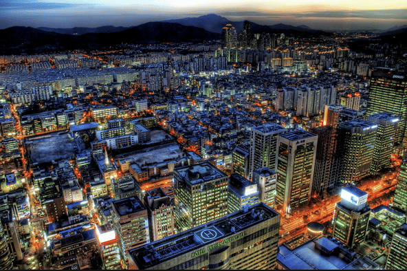 non-teaching jobs and internships in Korea