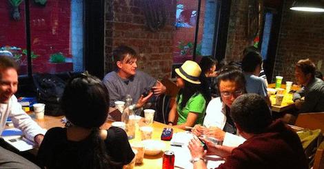 Meetups in melbourne
