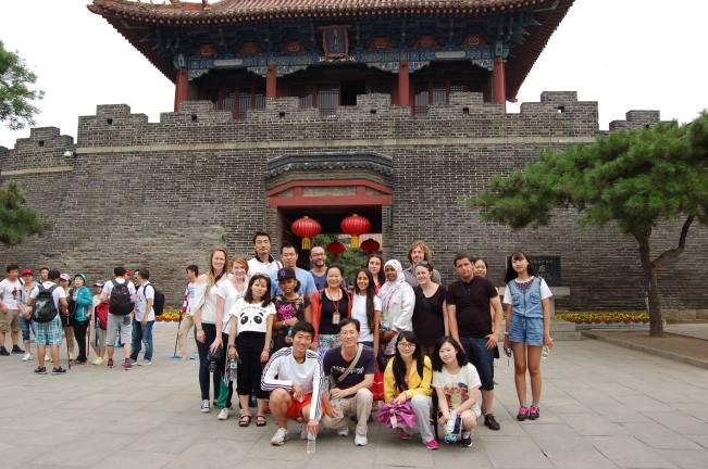 Nanjing University of Traditional Chinese Medicine 2012-2013