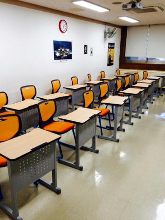 New desks and chairs 509