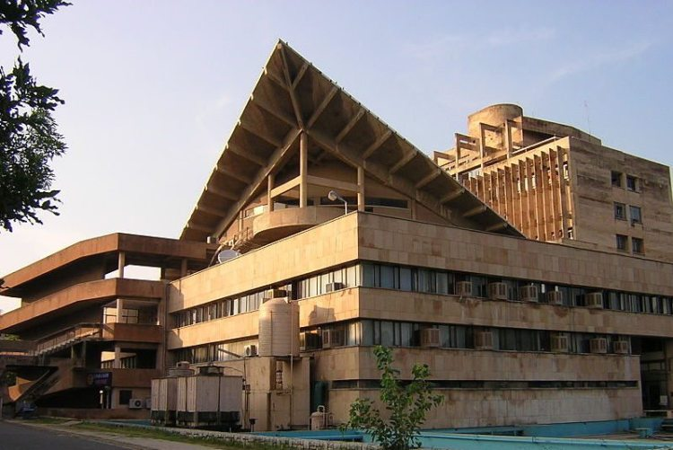 Indian Institute of Technology Delhi. Photo: Wikimedia commons