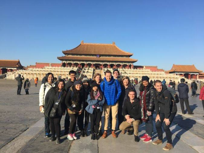 Confucius Institute Student and Young Professionals Study Tour