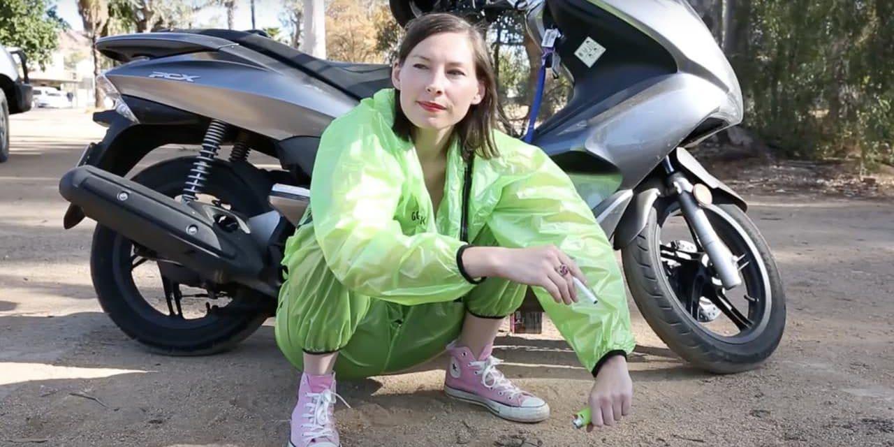 Interview with 'Go-Jek' Girl: Wild Card Award winner of NAILA 2017