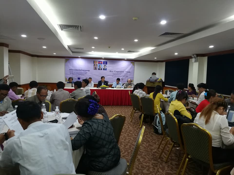 MTCP2 Cambodia holds Rice Cooperative Forum | Asia-Pacific Farmers