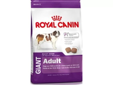 Royal Canin Giant Adult Dog Food 15 Kg