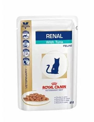 12x Royal Canin Renal Feline with Tuna