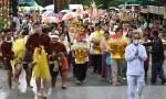 เจ้าคณะอำเภอภูสิงห์(ธ)ทอดถวายกฐินสามัคคี บูรณะศาสนสถานวัดป่าถ้ำผึ้ง ส่งเสริมการท่องเที่ยวตามแนวชายแดนไทยกัมพูชา ในมิติทางพระพุทธศาสนา