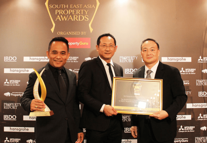 Thailand Property developer MQDC wins award | Thailand Property | Yazhou Property