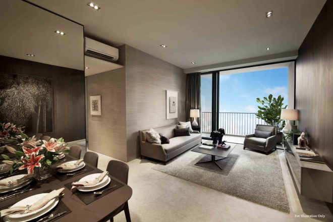 The Venue Residences and Shoppes is CDL's mixed residential and retail development | Singapore Property | Yazhou Property
