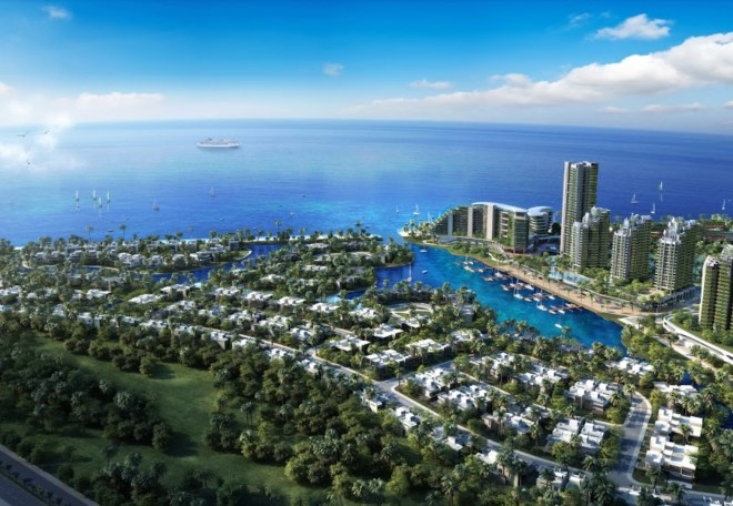 Upcoming Malaysia property Forest City is a future seaside city paradise | Malaysia Property | Thailand Property | Yazhou Property