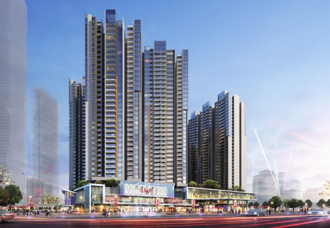 R & F Princess Cove is a Malaysia property at the gateway of Johor | Malaysia Property | Yazhou Property