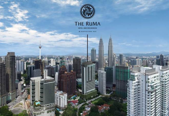 The Ruma Hotel and Residences | Malaysia Property | Yazhou Property