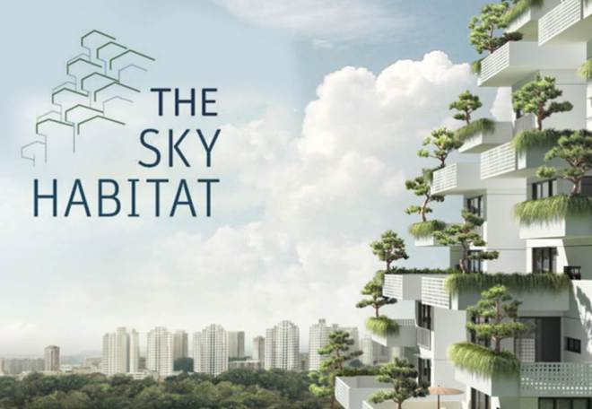 Welcome to the sky life at Sky Habitat | Singapore Property | Yazhou Property