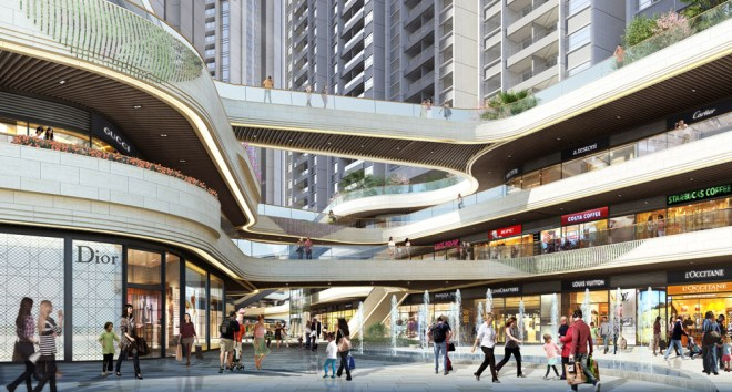 R&F Princess Cove: A Malaysia Property fit for Royalty | Yazhou Property