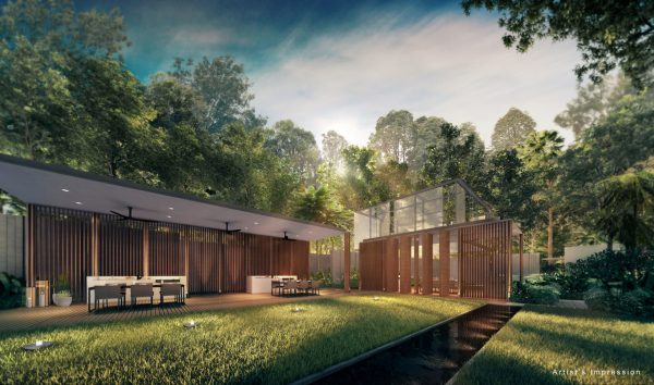 Jadescape Garden Homes: A Singapore Property that combines Nature and Technology | Yazhou Property