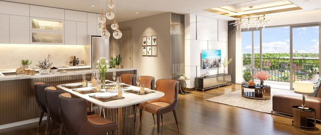 Vietnam Property | Invest in the Green Residences of Eco Green Saigon | Yazhou Property