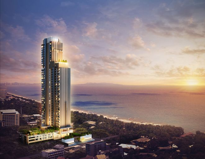 Thai Property That Offers A Panoramic Seaview: The Panora Pattaya