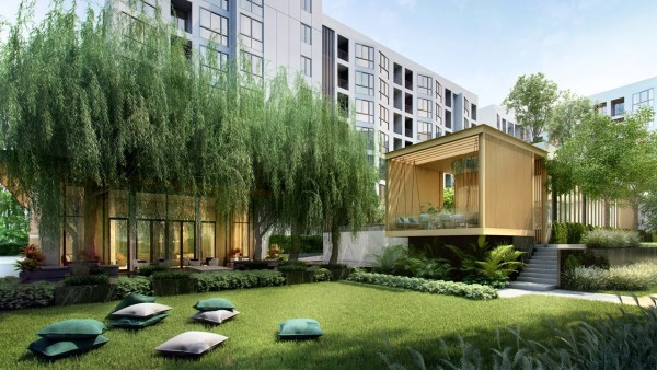 Condo for sale: New Thailand properties under 5 million baht