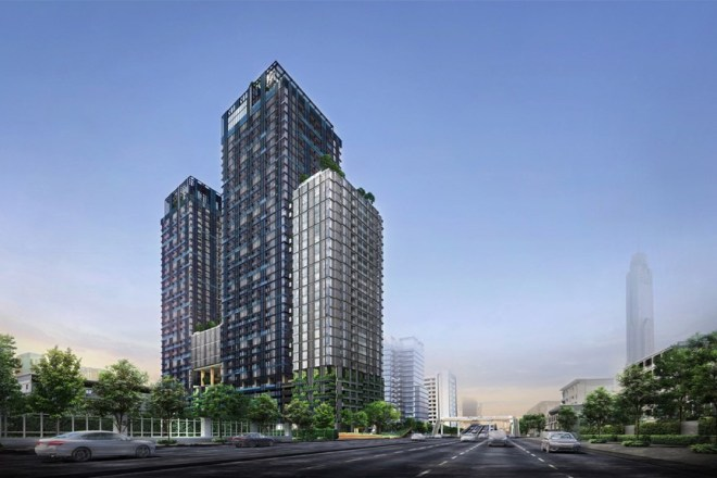 Explore XT Phayathai: Condos for Rent in Bangkok