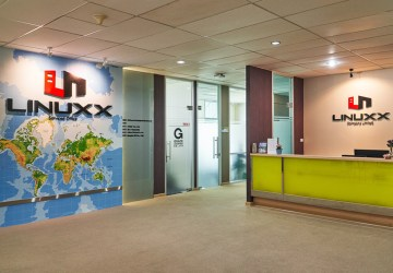 AP365   City Centric Co-Working Office in Bangkok – Linuxx Serviced Office  Cover