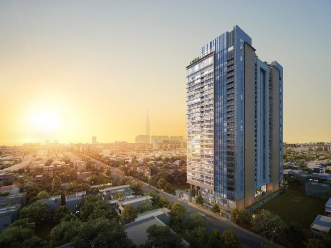 AP365 | The Marq - Exclusive Living in Ho Chi Minh City | The Marq - Exclusive Living in Ho Chi Minh City - 1