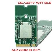 WiFi M.2 BLE Combo 2230 2242 B key module QCA9377 11ac BLE4.2