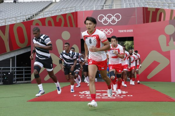 rugby sevens day one