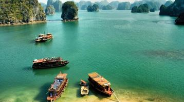Agoda Rates Halong Bay in List of Top 8 Destinations