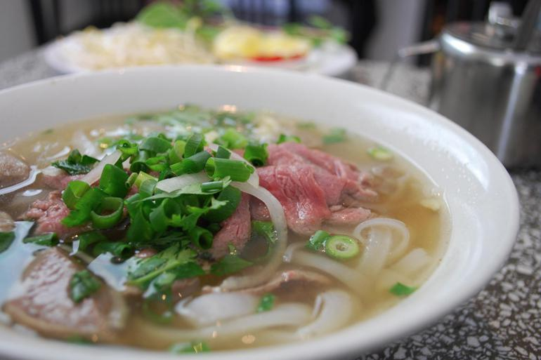 Try the beef pho, it's delicious @Alpha