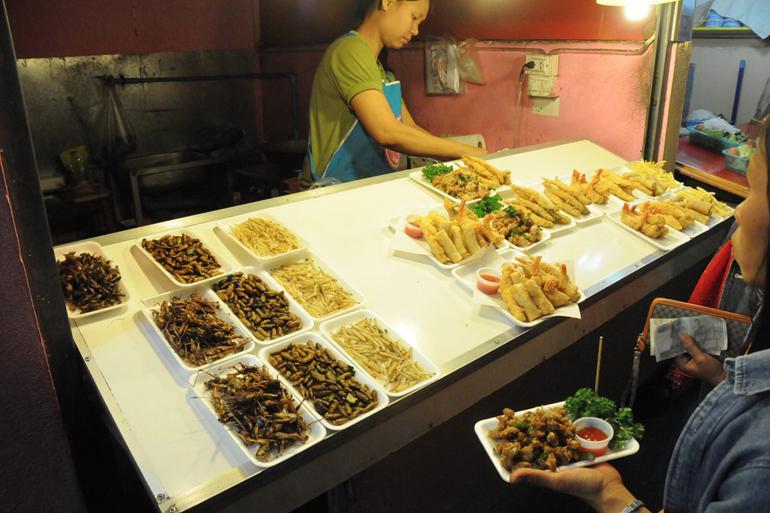 Chiang Rai Night Market (Thailand)
