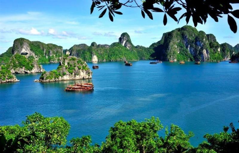 Halong Bay - Vietnam's No. 1 tourist destination
