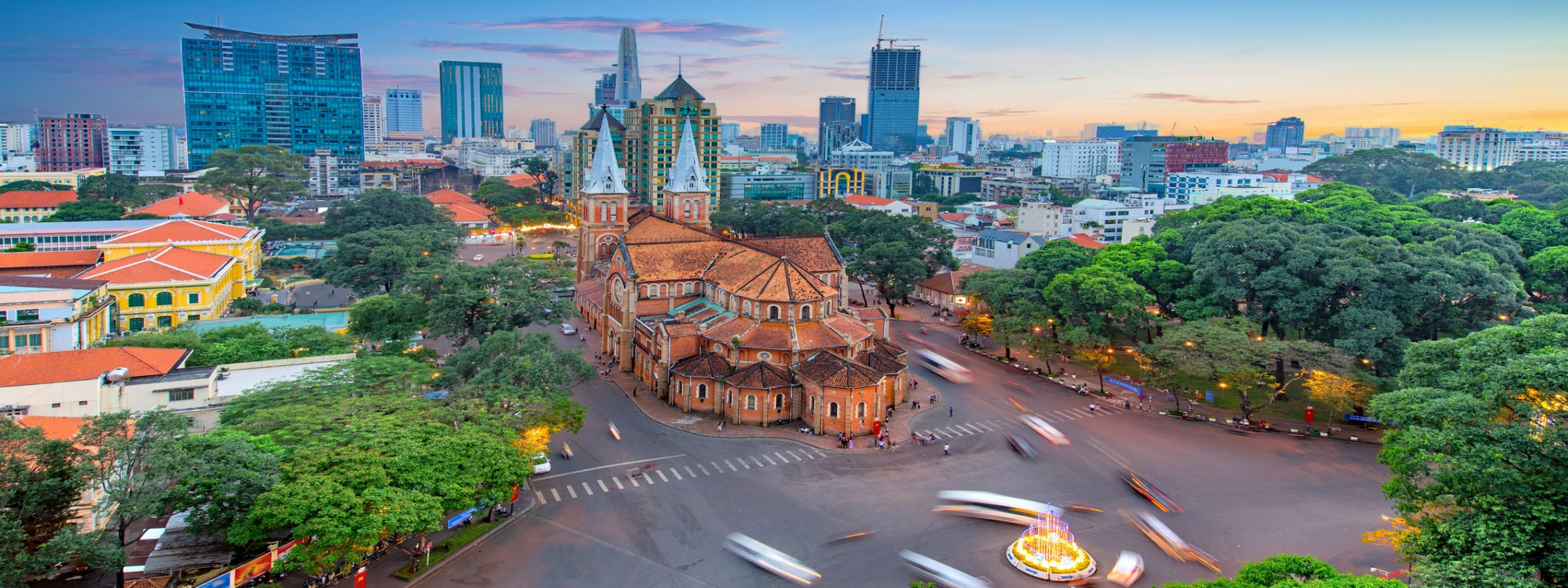 Places To Visit In Ho Chi Minh City,Best Time To Visit Ho Chi Minh City