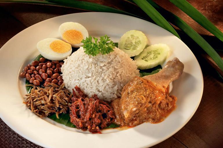 Nasi lemak (Malaysia)