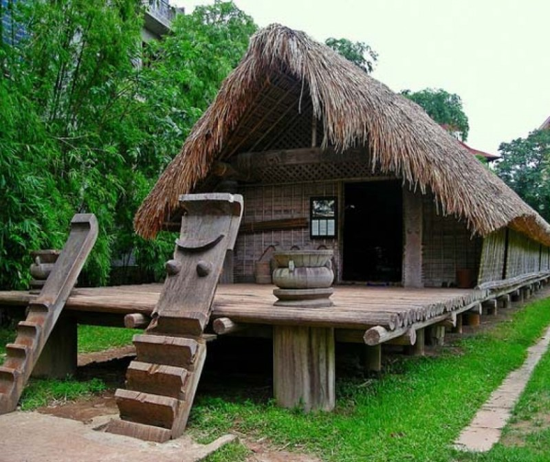 Vietnamese museum of ethnology