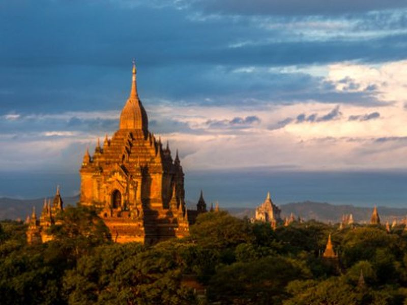 5 great destinations not to be missed with Myanmar Tours 2