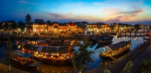 Cultural beauty of ancient Hoi An quartier