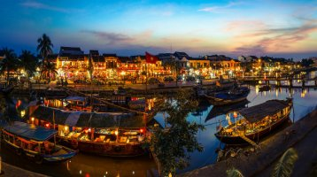 Cultural beauty of ancient Hoi An quartier