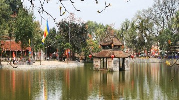 Thay pagoda – A cradle of Vietnamese culture