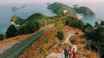 9 reasons why we should visit Nam Du island